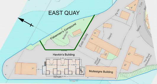 east quay plan
